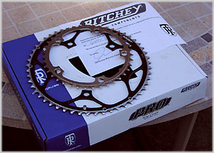 Ritchey Cross Cranks and extra chainrings
