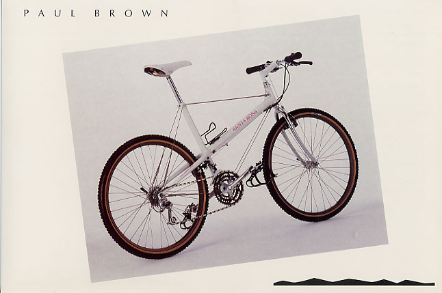 Art of the Mountain Bike - Paul Brown