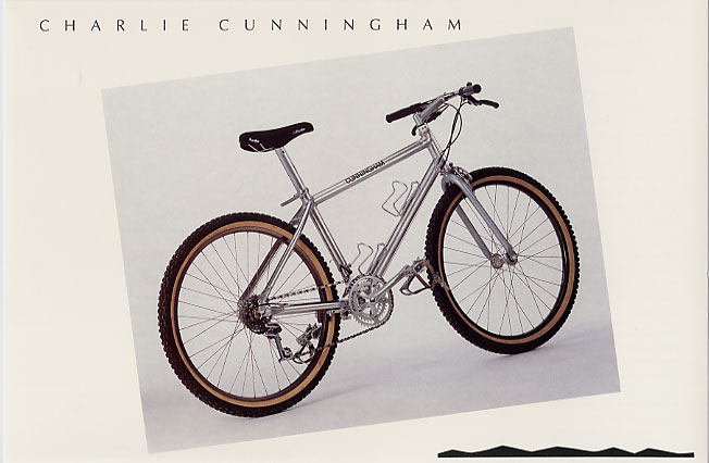 Art of the Mountain Bike - Charlie Cunningham