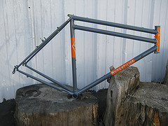 Hunqapillar Frameset Orange