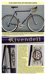 The Rivendell Purple Custom