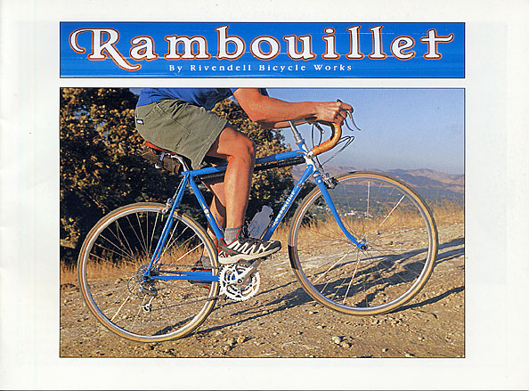 Rivendell Rambouillet - Color Flyer - 2004