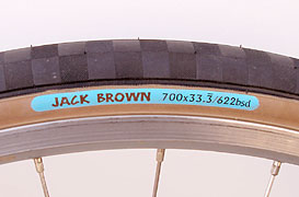 Jack Brown Tire Photos and more - click here