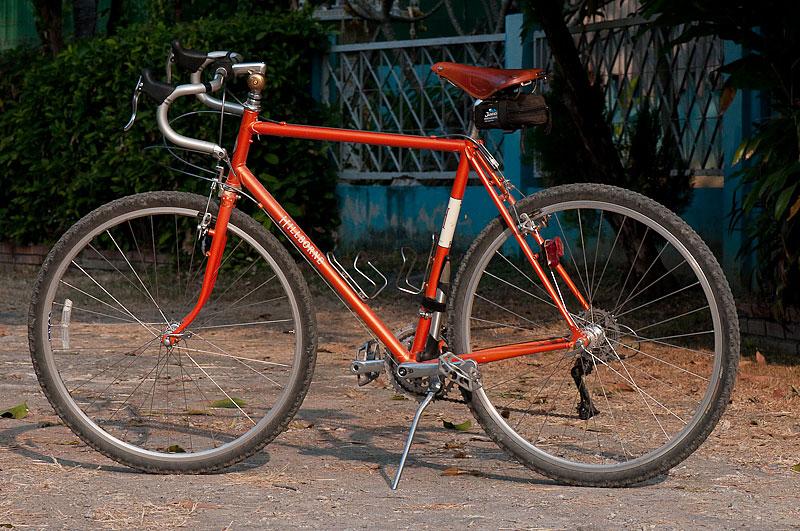 Cc Bicycle Gallery Gernot Huber S Rivendell Sam Hillborne